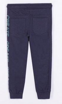 Спортивные штаны Coccodrillo Splash WC1120101SPL-020 Темно-синие