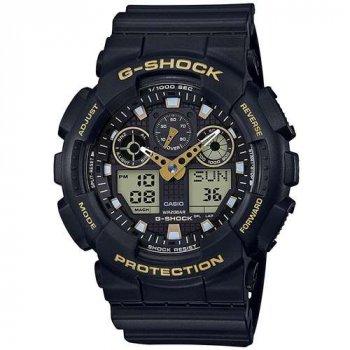 Годинник наручний Casio G-Shock CsG-ShckGA-100GBX-1A9ER