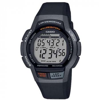 Годинник наручний Casio Sports CsSprtsWS-1000H-1AVEF