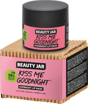 Ночная маска для губ Beauty Jar Kiss Me Goodnight 15 мл (4751030831824)
