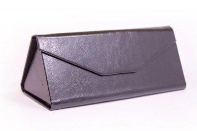 Черный футляр для очков f0000