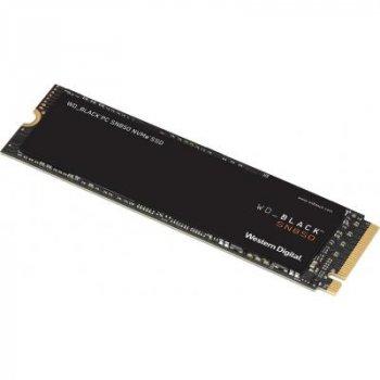Накопичувач SSD M. 2 2280 1TB SN850 WD (WDS100T1X0E)