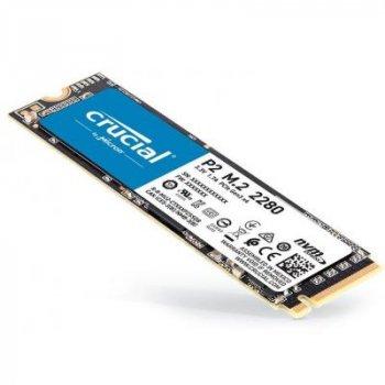 Накопичувач SSD M. 2 2280 1TB MICRON (CT1000P2SSD8)