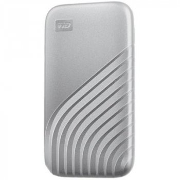 Накопичувач SSD USB 3.2 500GB WD (WDBAGF5000ASL-WESN)