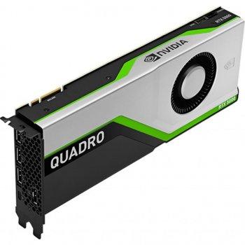 Видеокарта QUADRO RTX 5000 16384MB PNY (VCQRTX5000-BSP)