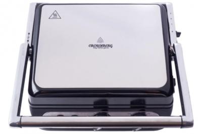 Прижимной контактный электрический гриль Crownberg CB 1042 (2000 Вт)