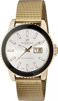 Годинник CHRISTINA 519GS-GM-Gblack