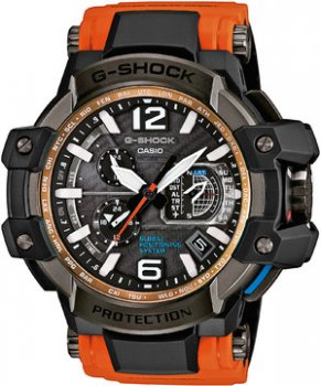 Годинник CASIO GPW-1000-4AER