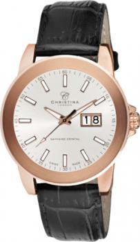 Годинник CHRISTINA 519RSBL-RR