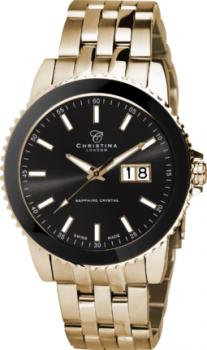Годинник CHRISTINA 519GBL-Gblack