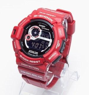 Годинник CASIO G-9300RD-4ER