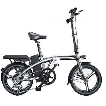 Электро Велосипед ZHENGBU F3 (Серый)
