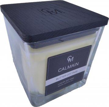 Ароматична свічка Calmain 430 г Масляний котедж (kI6225)