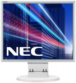 "МонІтор NEC 17"" MultiSync E171M Biały (60003581)"