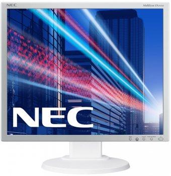 """МонІтор NEC 19"""" MultiSync EA193MI Biały (60003585)"""