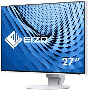 "МонІтор EIZO 4K LCD 27"" EV2785-WT, Wide 3840 x 2160 (16:9), IPS, LED"