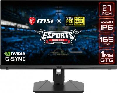 "Монітор 27"" MSI Optix MAG274QRF + MSI GeForce RTX 3060 GAMING X 12G"