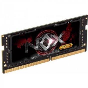 Модуль пам'яті для ноутбука SoDIMM DDR4 8GB 3000 MHz NOX Series Apacer (EV.08G2Z.GGE)