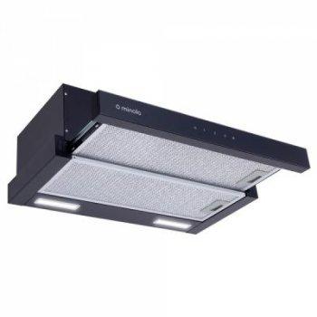 Вытяжка кухонная MINOLA HTLS 6235 BL 700 LED (HTLS6235BL700LED)