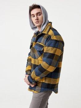 Куртка Riccardo РМ-01 Желтая