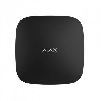Комплект охранной сигнализации Ajax StarterKit Plus Black (000012254)