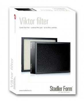 Комбінований фільтр для очисника повітря Viktor Stadler Form Filter Pack V-010