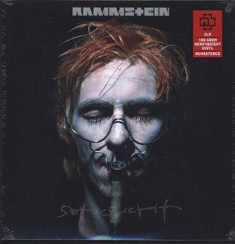 Виниловая пластинка Rammstein - Sehnsucht (2LP, 180g)