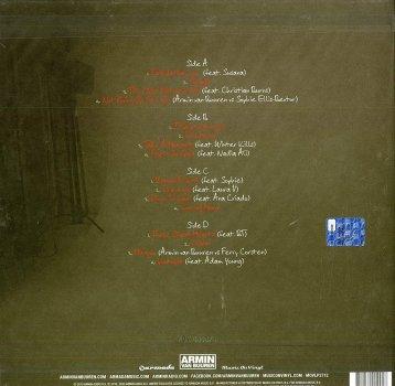 Виниловая пластинка Armin van Buuren - Mirage