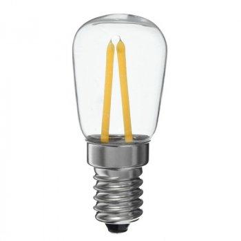 """Лампа світлодіодна 0,8 W T20 E14 64LM 6500K 230V для холодильника """"LEMANSO""""LM3083"""