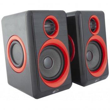 Акустична система GEMIX G-100 Black/Red