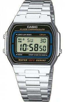 Чоловічі наручні годинники Casio A164WA-1VES