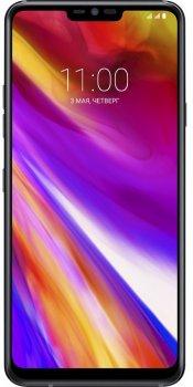Смартфон LG G7+ ThinQ 6/128GB Black (G710N) 1SIM