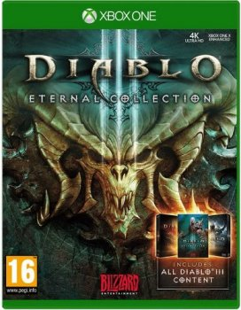 Ключ активации DIABLO 3: ETERNAL COLLECTION (XBOX ONE)