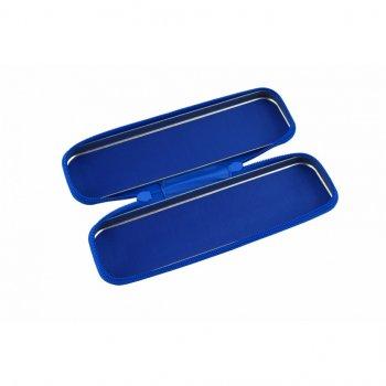 Металевий Пенал 1 Вересня MP-01 Winner 1 відділення Синій з жовтим (532218)
