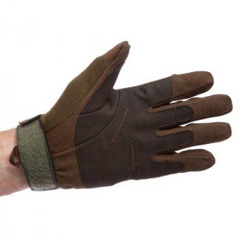Перчатки тактические с закрытыми пальцами Tactical Blackhawk, код: BC-4468