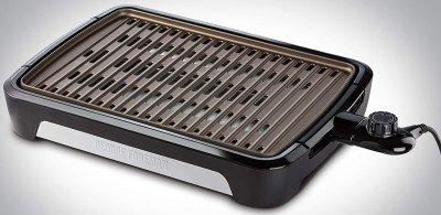 George Foreman 25850-56 Smokeless BBQ Grill