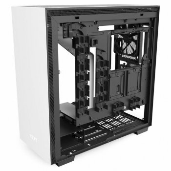 Корпус NZXT H710i White/Black (CA-H710i-W1)