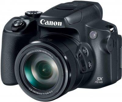 Фотоаппарат Canon Powershot SX70 HS Black (3071C012) Официальная гарантия!