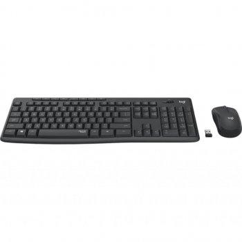 Комплект Logitech MK295 Silent Graphite (920-009807)