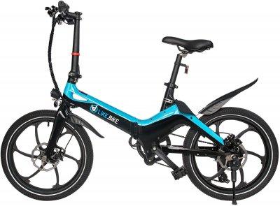 Электровелосипед Like.Bike S9 (Blue/Black)