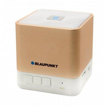 Портативний Bluetooth динамік Blaupunkt BT02 GOLD (5901750501616)