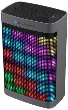 Портативний Bluetooth динамік Blaupunkt BT07LED (5901750501128)