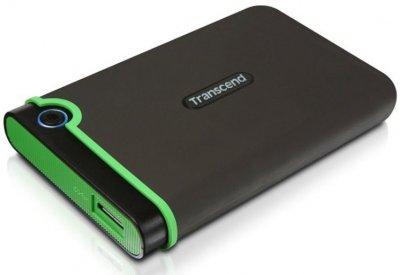 Накопичувач зовнішній на 0.5 TB Transcend StoreJet 25M3[] TrnscndTS500GSJ25M3S