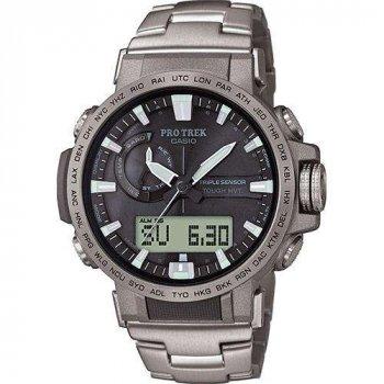 Годинник наручний Casio Pro-Trek CsPr-TrkPRW-60T-7AER