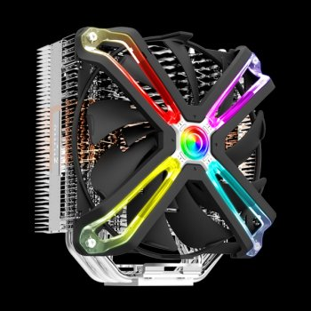 Кулер процесорний Zalman CNPS17X Black