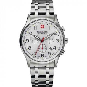 Годинники наручні Swiss Military-Hanowa SwssMltry-Hnw06-5187.04.001