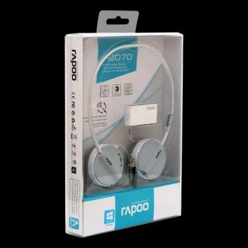 Наушники Rapoo Wireless Stereo Headset H3070 Gray