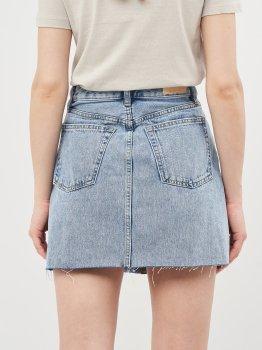 Юбка джинсовая Mango 87014019-TM
