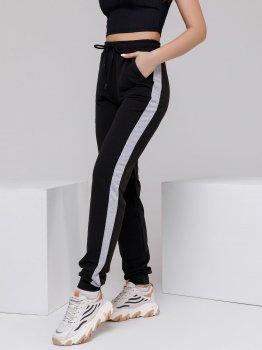 Спортивні штани ISSA PLUS 11502 Чорні