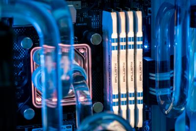 Оперативна пам'ять Crucial Ballistix DDR4 8GB 3200Mhz (BL8G32C16U4WL) White RGB (6648656)